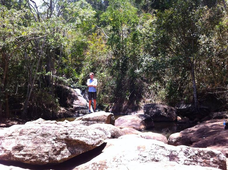 Hiking in the Usambara Mountains