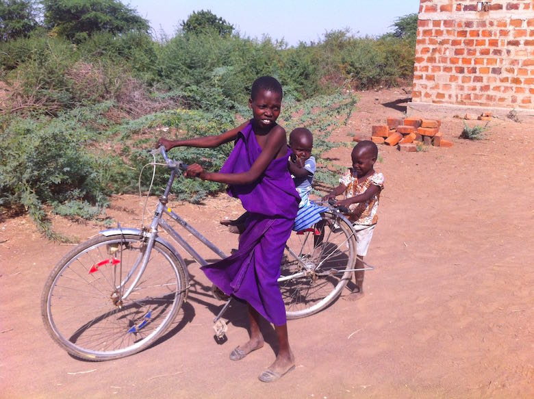 One Day with the Massai in Tanzania