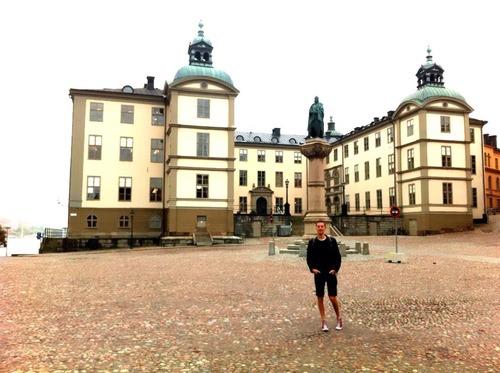 Three Days Stockholm
