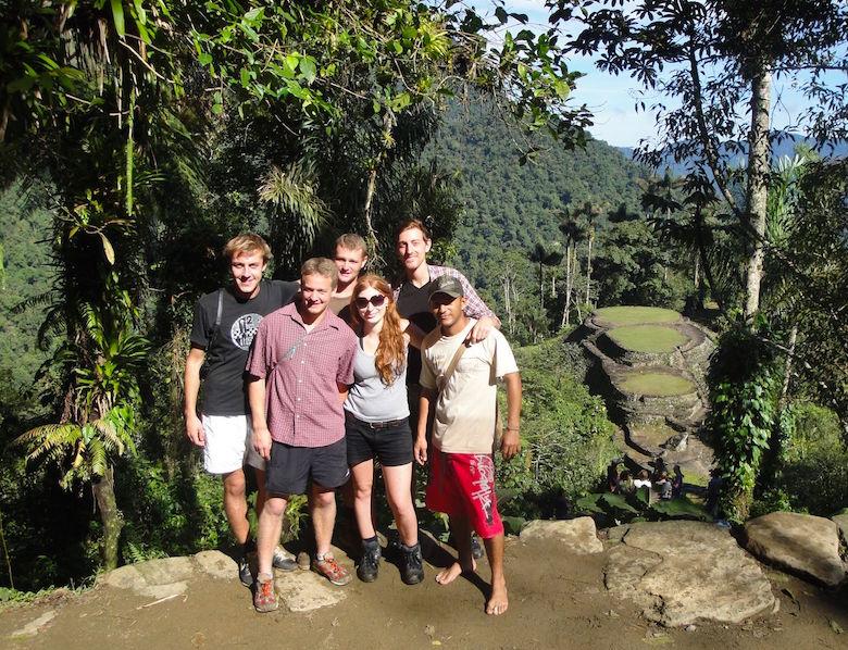 Ciudad Perdida Trek Hiking to the Lost City in Colombia
