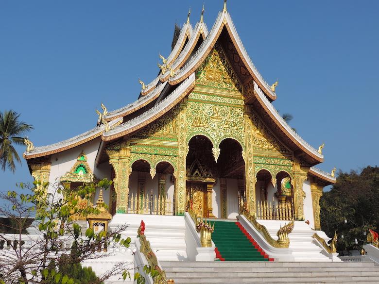 Royal Palace Stunning Places to See in Luang Prabang
