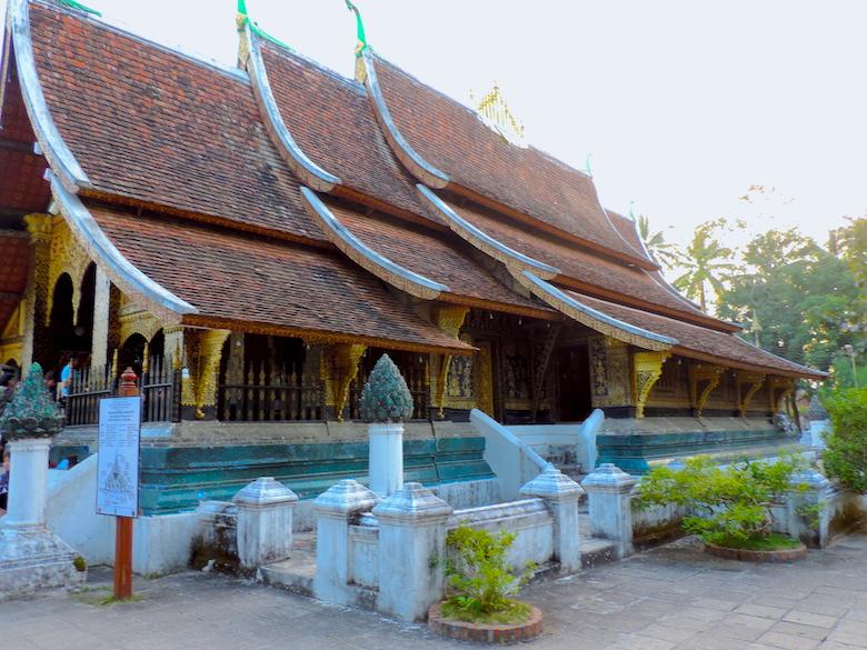 Wat Xieng Thong Stunning Places to See in Luang Prabang