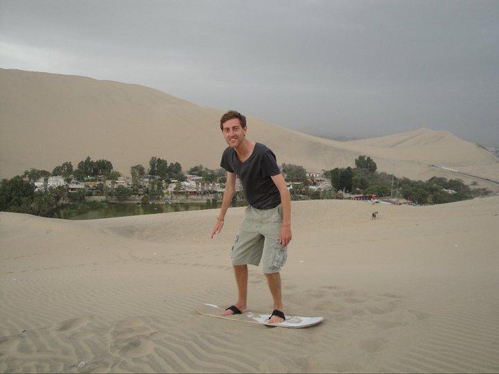 Sandboarding Best Things to Do in Huacachina