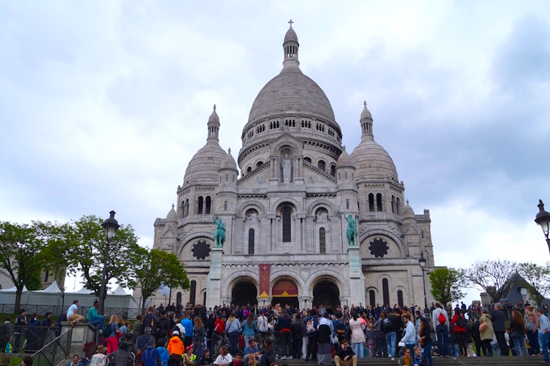 Sacre Coeur One Amazing Day in Paris