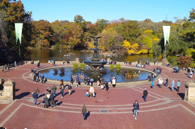Central Park New York City Top tourist attractions