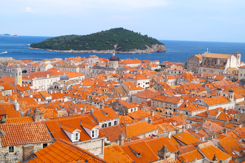 City Walls Things to See in Dubrovnik