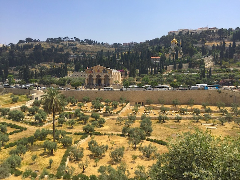 Mount of Olives Top Things to See in Jerusalem