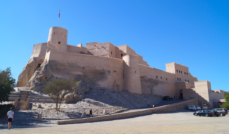 Nakhal Fort Amazing Things to See in Oman