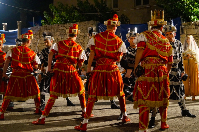 Moreska Sword Dance Top Things to Do in Korcula