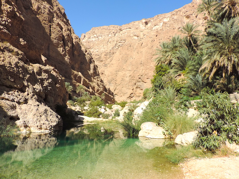 Wadi Shab Amazing Things to See in Oman