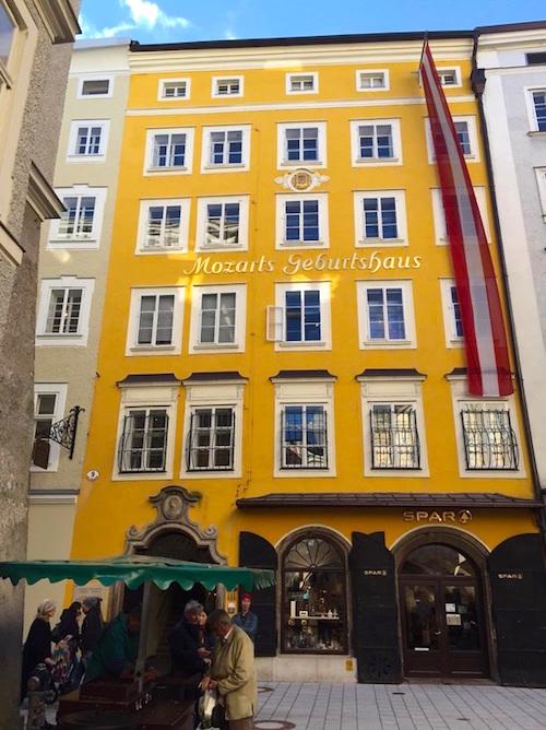 Getreidegasse Best Things to Do in Salzburg