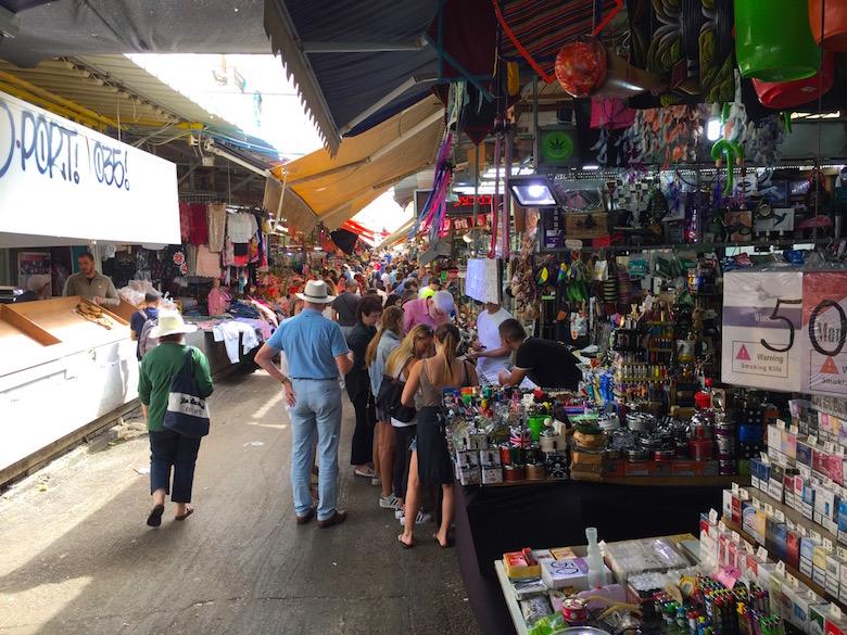 Carmel Market Best Things to See in Tel Aviv
