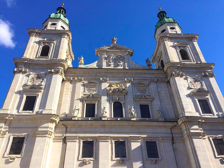 Cathedral Square Best Things to Do in Salzburg
