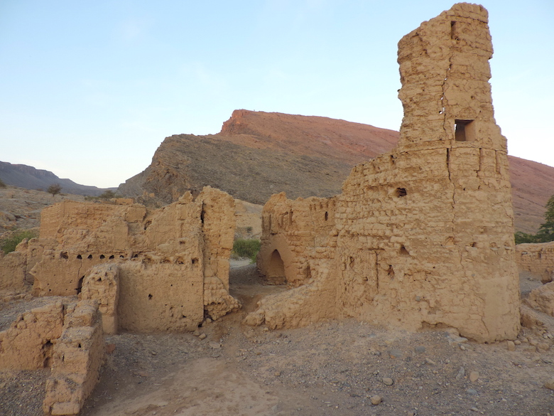 Tanuf Ruins Amazing Things to See in Oman