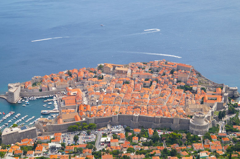 Cable Car Things to See in Dubrovnik