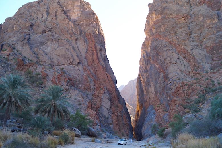 Wadi Bani AwfAmazing Things to See in Oman