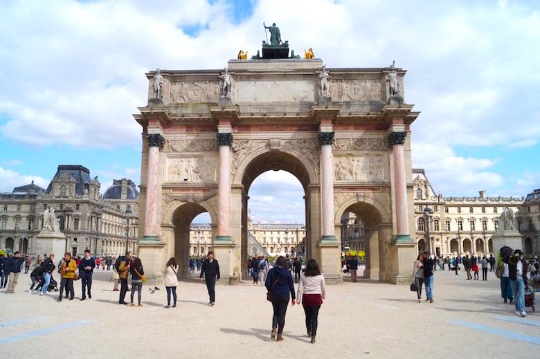 Tuileries Gardens One Amazing Day in Paris