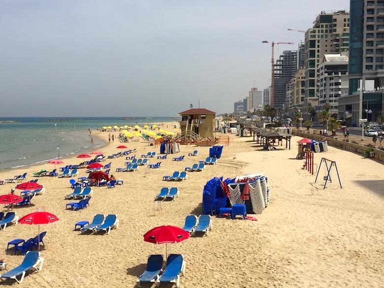 Tel Aviv Beach Best Things to See in Tel Aviv