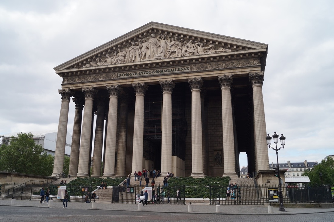 Eglise de la Madeleine One Amazing Day in Paris