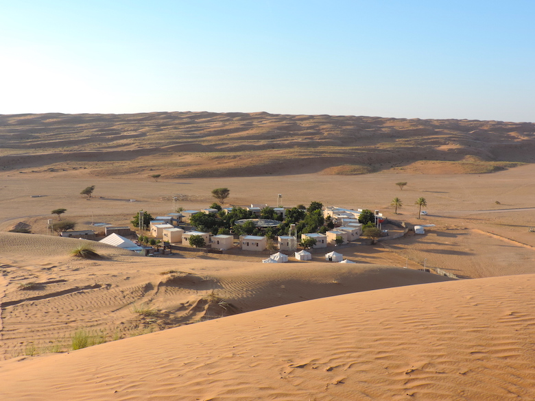 Wahiba Sands Amazing Things to See in Oman