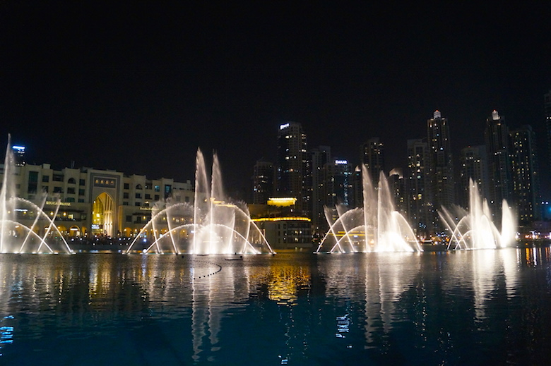 Dubai Fountain Top Things to See and Do in Dubai