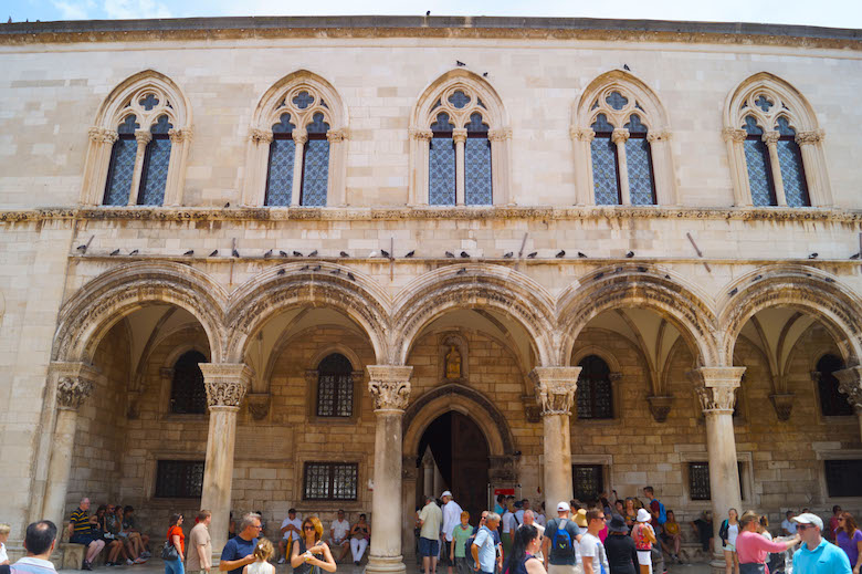 Rector's Palace Things to See in Dubrovnik