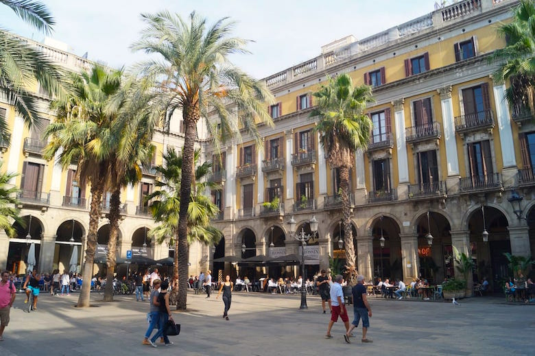 Ciutat Vella Barcelona Most Exciting Districts
