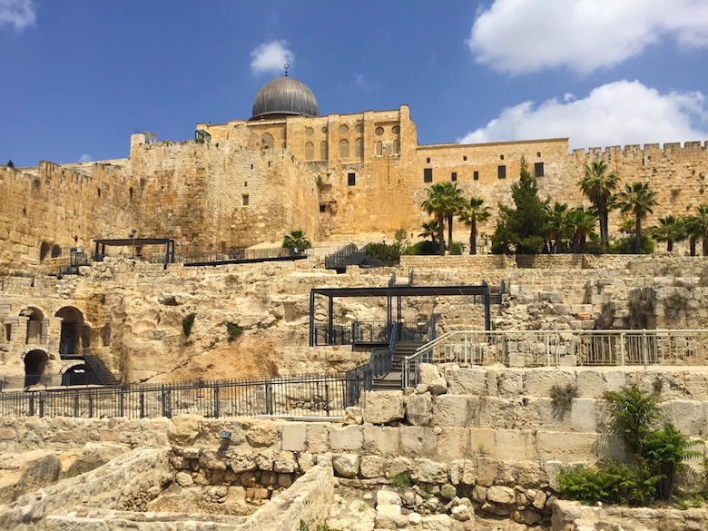Davidson Center Top Things to See in Jerusalem