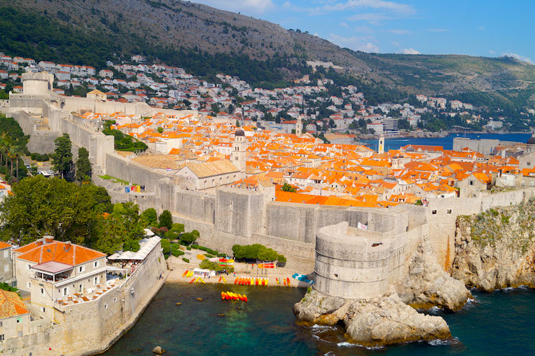 Lovrijenac Fort Things to See in Dubrovnik