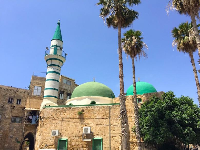 Sinan Basha Mosque & E-Zaitune Mosque Akko Essential things to see