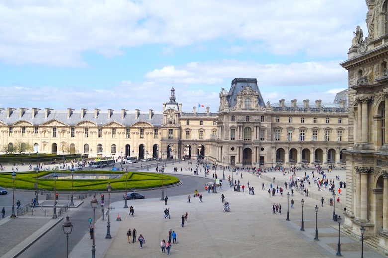 Louvre One Amazing Day in Paris