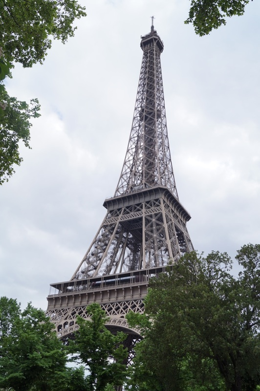Eiffel Tower One Amazing Day in Paris
