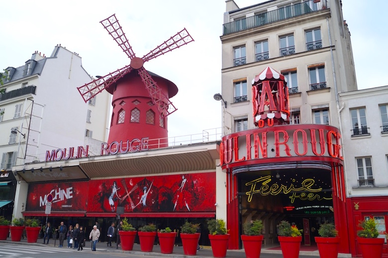 Moulin Rouge One Amazing Day in Paris