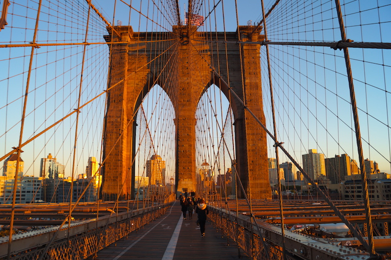Brooklyn Bridge & Park New York City Top tourist attractions