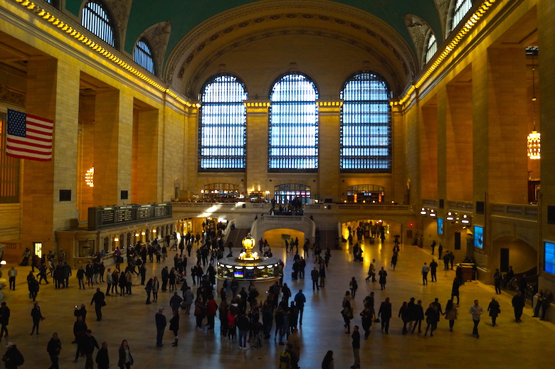 Grand Central New York City Top tourist attractions