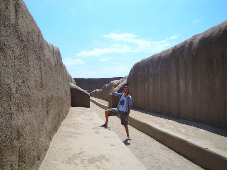 Chan Chan Peru Top Archaeological Sites