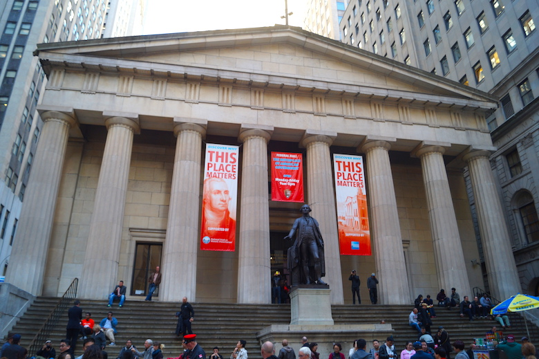 Wall Street New York City Top tourist attractions