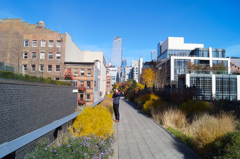 The High Line New York City Top tourist attractions