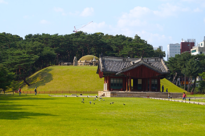 Seonjeongneung Top Things to See in Seoul