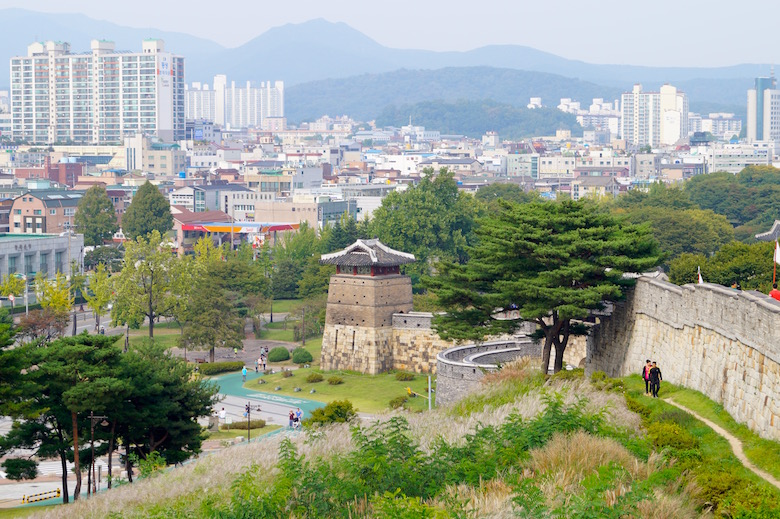 One Day in Suwon