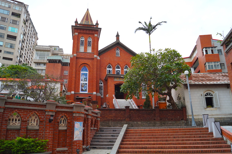 Danshuei Presbyterian Church Tamsui Top tourist attractions