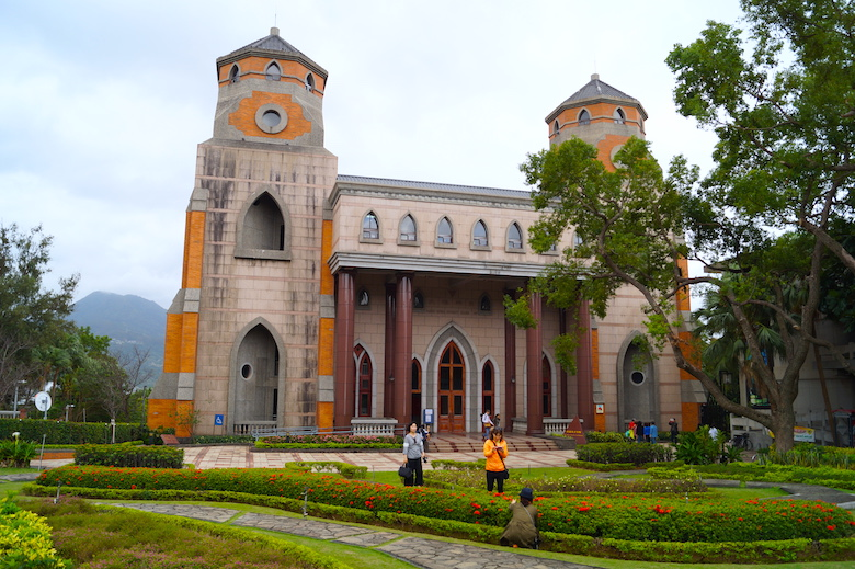 Alethia University & Oxford College Tamsui Top tourist attractions