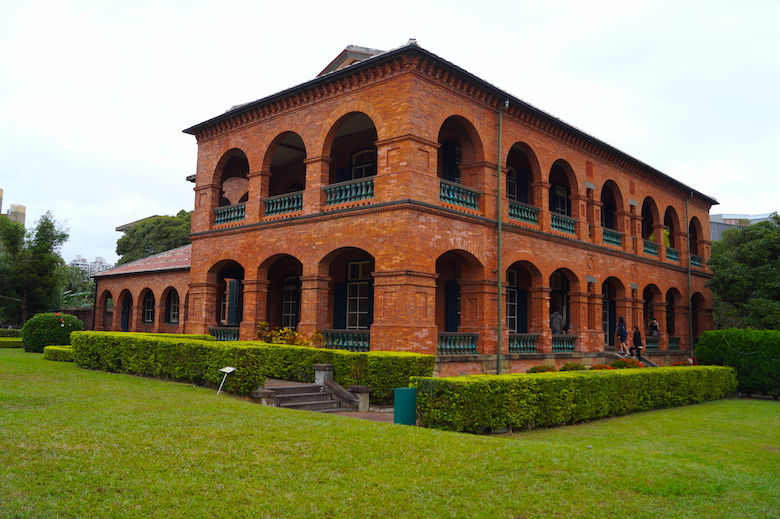 Fort San Domingo & Former British Consular Residence Tamsui Top tourist attractions