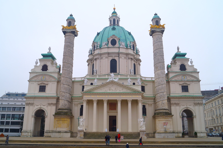 Karlsplatz How to Spend 24 Hours in Vienna