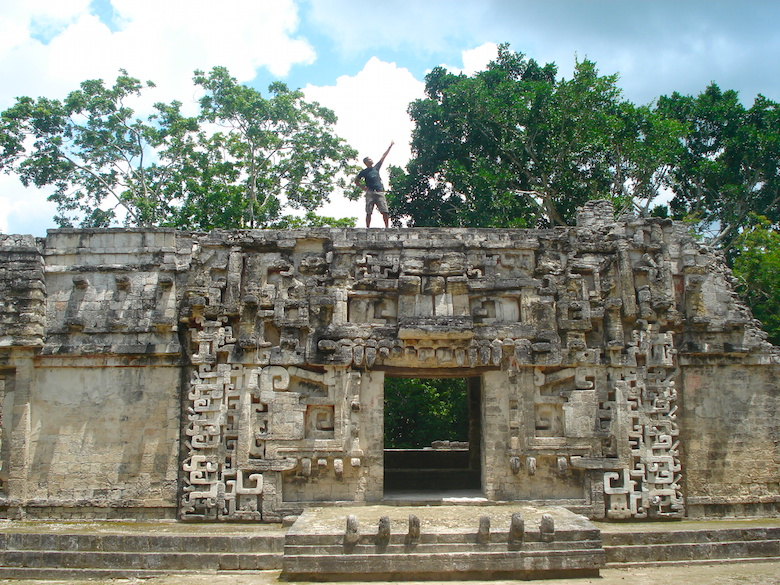 Xpujil Mexico Top Archaeological Sites