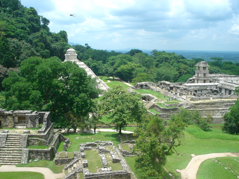 Palenque Mexico Top Archaeological Sites