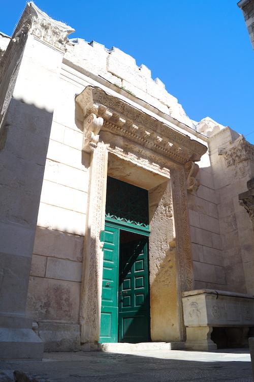 Temple of Jupiter Top Attractions in Split