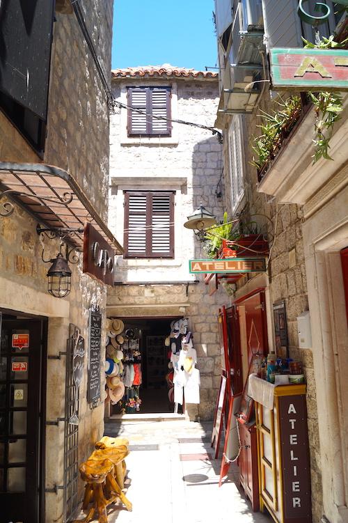 Streets Top Things to See in Trogir