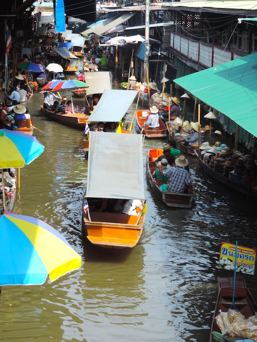 Floating Market Bangkok Exciting Things To Do