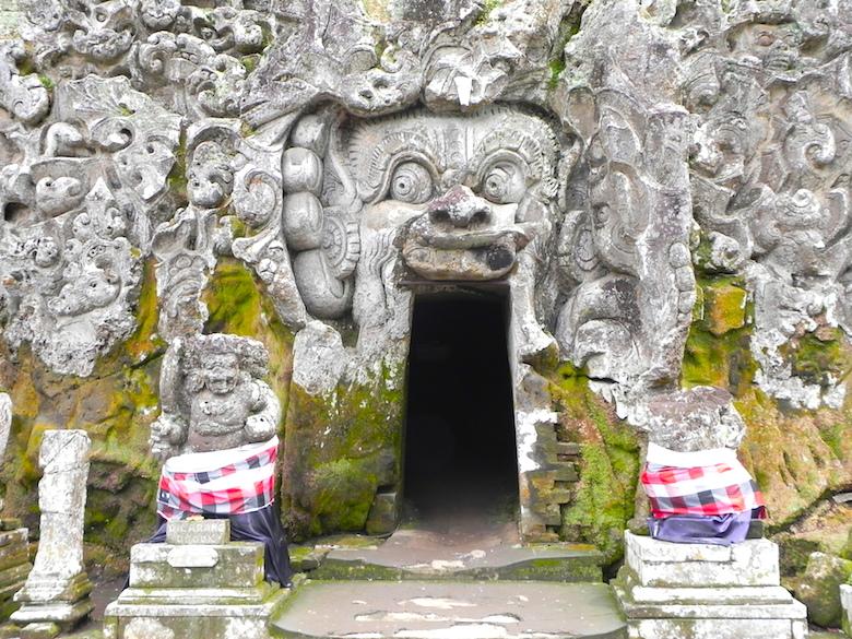 Goa Gajah Must-See Temples in Bali